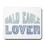 Bald Eagle Lover Bird Love Mousepad