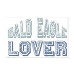 Bald Eagle Lover Bird Love Mini Poster Print