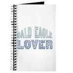 Bald Eagle Lover Bird Love Journal