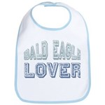 Bald Eagle Lover Bird Love Bib