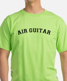 Air Guitar Ash Grey T-Shirt