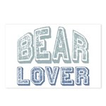 Bear Lover Grizzly Black Brown Postcards (Package