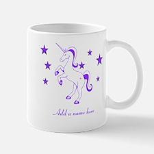 Personalizable Unicorn Mugs