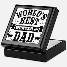 Hunter Dad Keepsake Box
