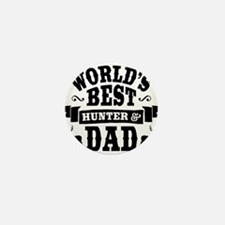 Hunter Dad Mini Button (10 pack)