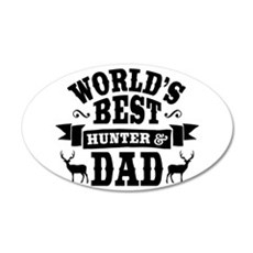 Hunter Dad Wall Decal