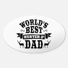 Hunter Dad Decal