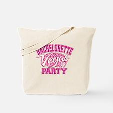 Vegas Bachelorette Party Tote Bag