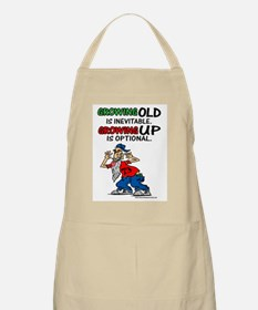 Growing Optional BBQ Apron