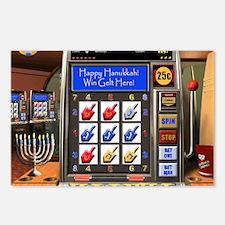 Helaine's Hanukkah Postcards (Package of 8)