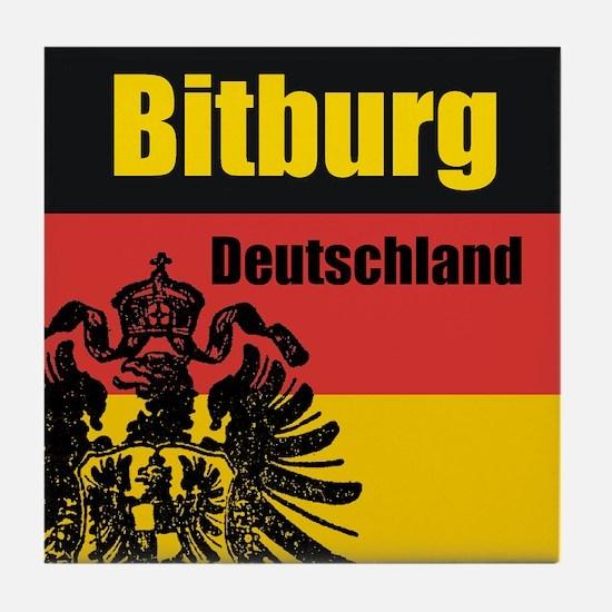 Bitburg Tile Coaster