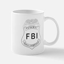 Feds Badge Mugs