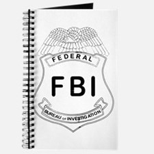 Feds Badge Journal