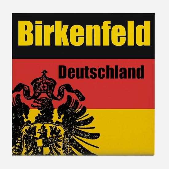 Birkenfeld Tile Coaster