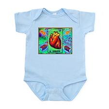 El Corazon & Arrows Infant Bodysuit