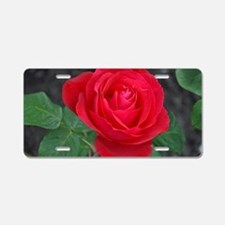 Cute Flower nature Aluminum License Plate