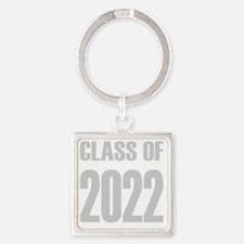 Cute Class of 2012 Square Keychain
