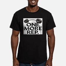 ONE MORE REP! Ash Grey T-Shirt