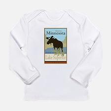 Travel Minnesota Long Sleeve T-Shirt