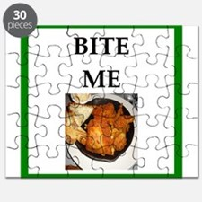 chicken joke Puzzle