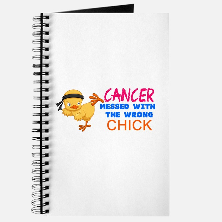Cancer Messed With The Wrong Chick Journal