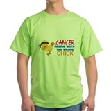 Cancer Green T-Shirt
