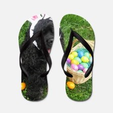 Unique Cocker spaniel Flip Flops