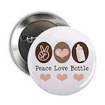 Peace Love Bottle 2.25