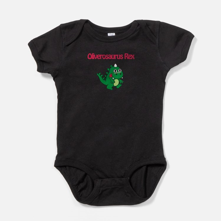 Cute Animals reptiles Baby Bodysuit