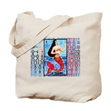 La Sirena & Water Tote Bag