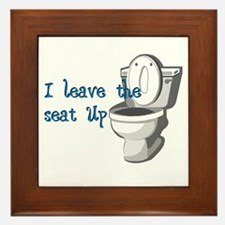 Seat Up Framed Tile