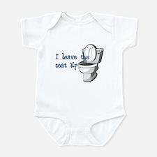 Seat Up Infant Bodysuit