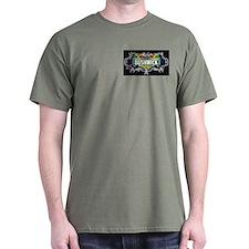 Bushwick (Black) T-Shirt