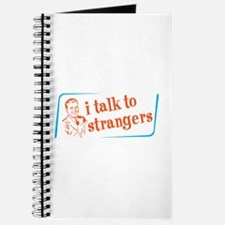 I talk to strangers Journal