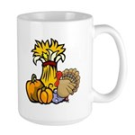 Thanksgiving Harvest Large Mug