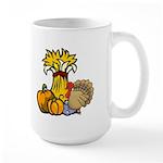 Thanksgiving Harvest Large Mug