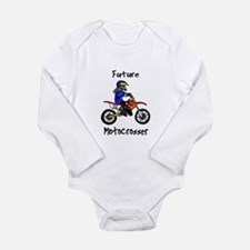 Future MXer Girl Baby Bodysuit Body Suit