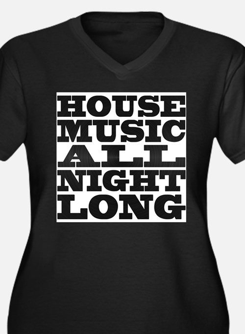 Rave women 39 s plus size clothing plus size shirts for All house music