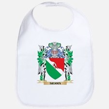 Sierra Coat of Arms - Family Crest Bib