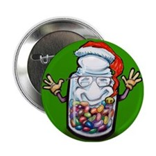 "Cute Accountant party 2.25"" Button"