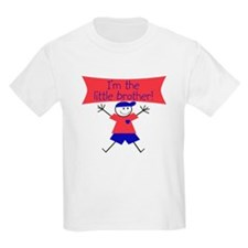 I'm The Little Brother Stick T-Shirt