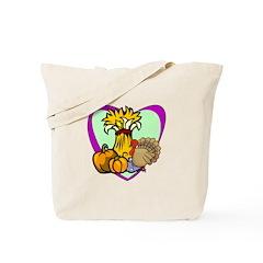 Thanksgiving Holiday Tote Bag