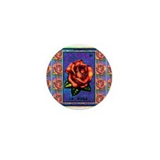 La Rosa & Friends Mini Button