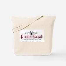 Pirate Rehab Tote Bag