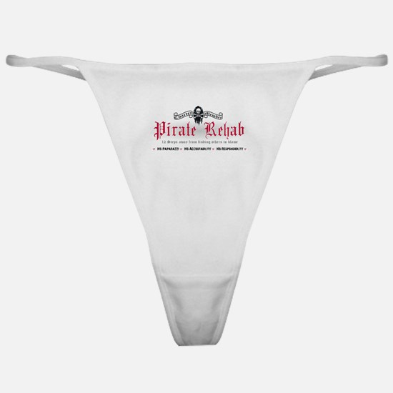 Pirate Rehab Classic Thong