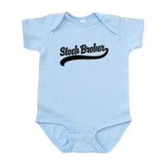 Stock Broker Infant Bodysuit