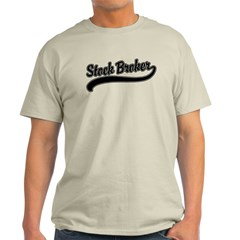 Stock Broker T-Shirt