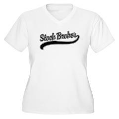 Stock Broker T-Shirt