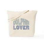 Dolphin Lover Love Porpoise Tote Bag