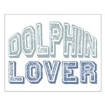 Dolphin Lover Love Porpoise Small Poster